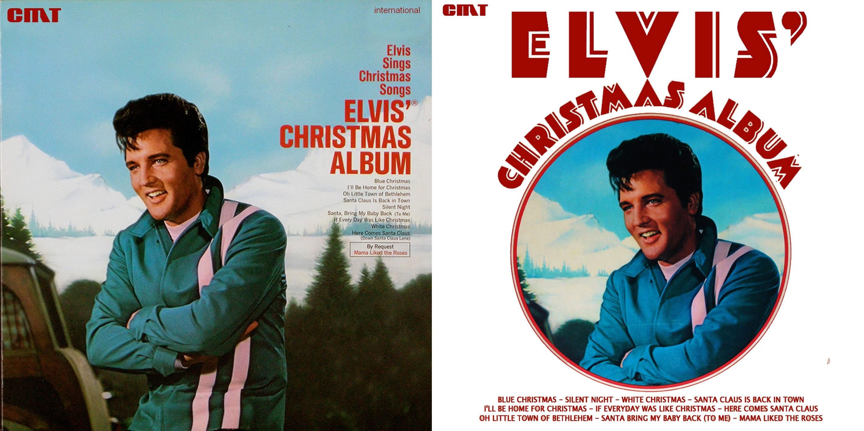Elvis Christmas Album.Elvis Christmas Album Cmt