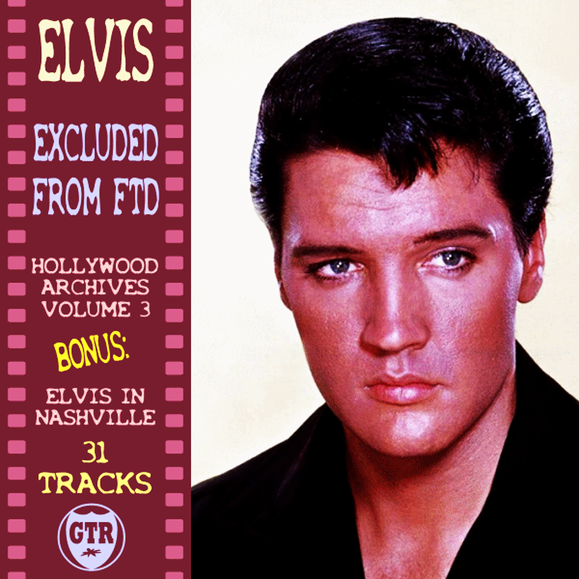 Excluded From FTD - Hollywood Archives Volume 3