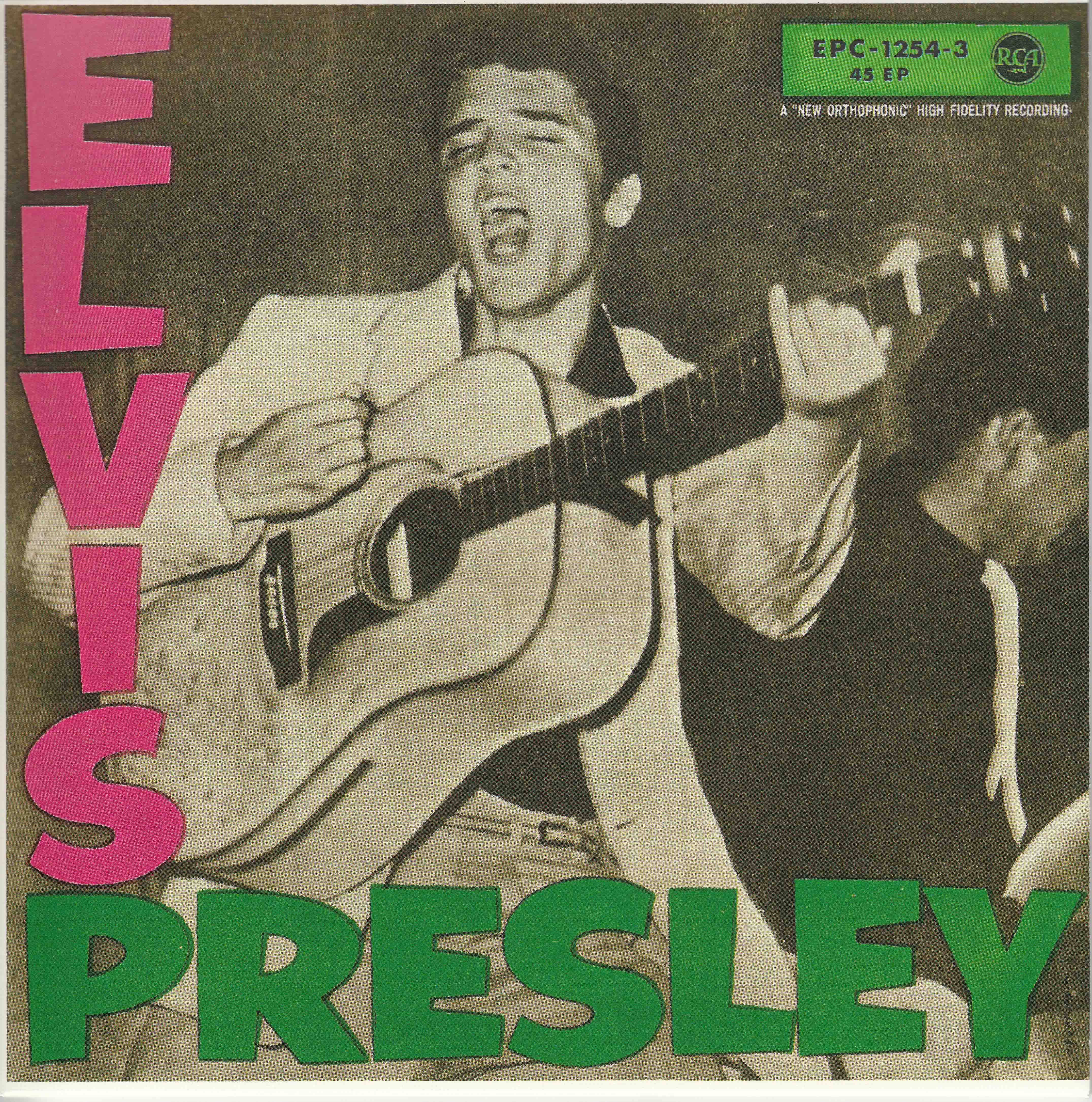 How RCA Brought Elvis To Europe (FTD)